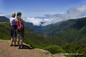 Trekking on Madeira,